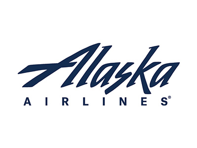 logo of alaska airlines