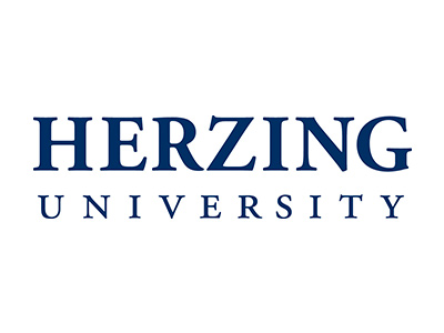 logo of herzing university
