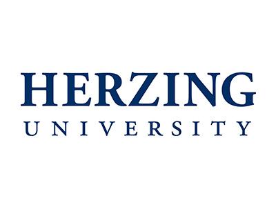 logo of herzing university