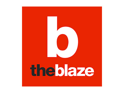 logo of the blaze