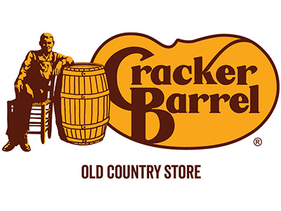 logo of cracker barrel