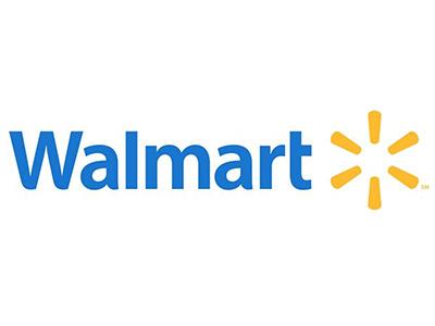 logo of walmart
