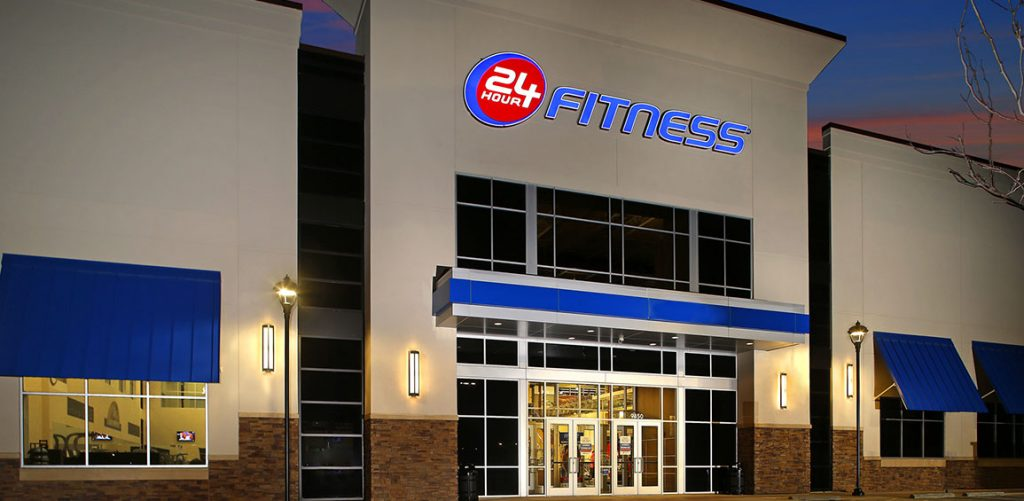 24 hour fitness login