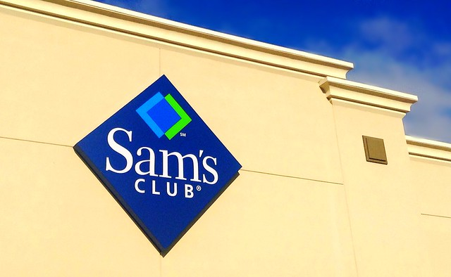 Photo of Sam's Club building